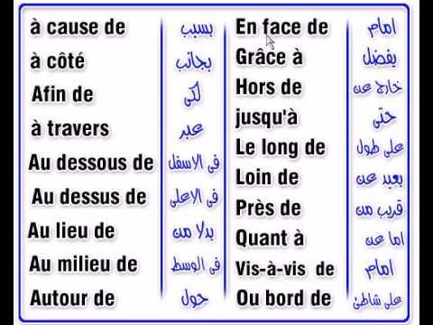 بالصور تعلم اللغة الفرنسية , تعلم التحدث بالفرنسية 677 1