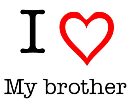 بالصور انشاء عن الاخ , كلمات جميلة عن الاخ 763 1