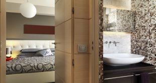 صوره حمامات داخل غرف النوم , اشكال غرف نوم بها حمام داخلي