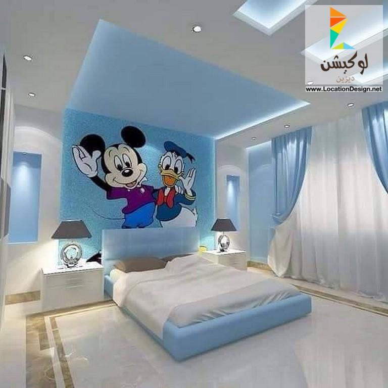 بالصور ديكورات غرف نوم اطفال , ستايلات ولا اروع لغرف نوم صغار 98 3