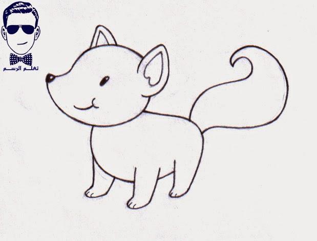 بالصور رسومات سهلة وجميلة , اجمل رسومات بسيطة للاطفال المبتدئين 1015 9