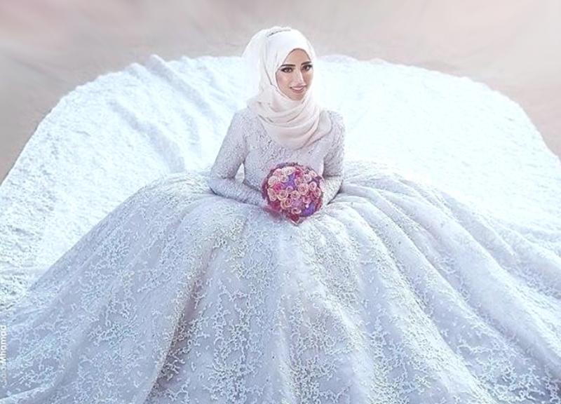 صور صور عروس , اجمل لقطات عروس بفستان الزفاف