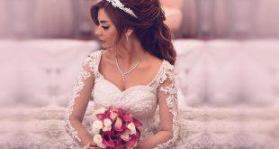 صوره صور عروس , اجمل لقطات عروس بفستان الزفاف