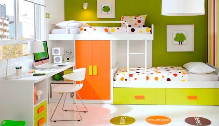 بالصور صور غرف اطفال , احدث تصاميم لغرفه طفلك 1107 2