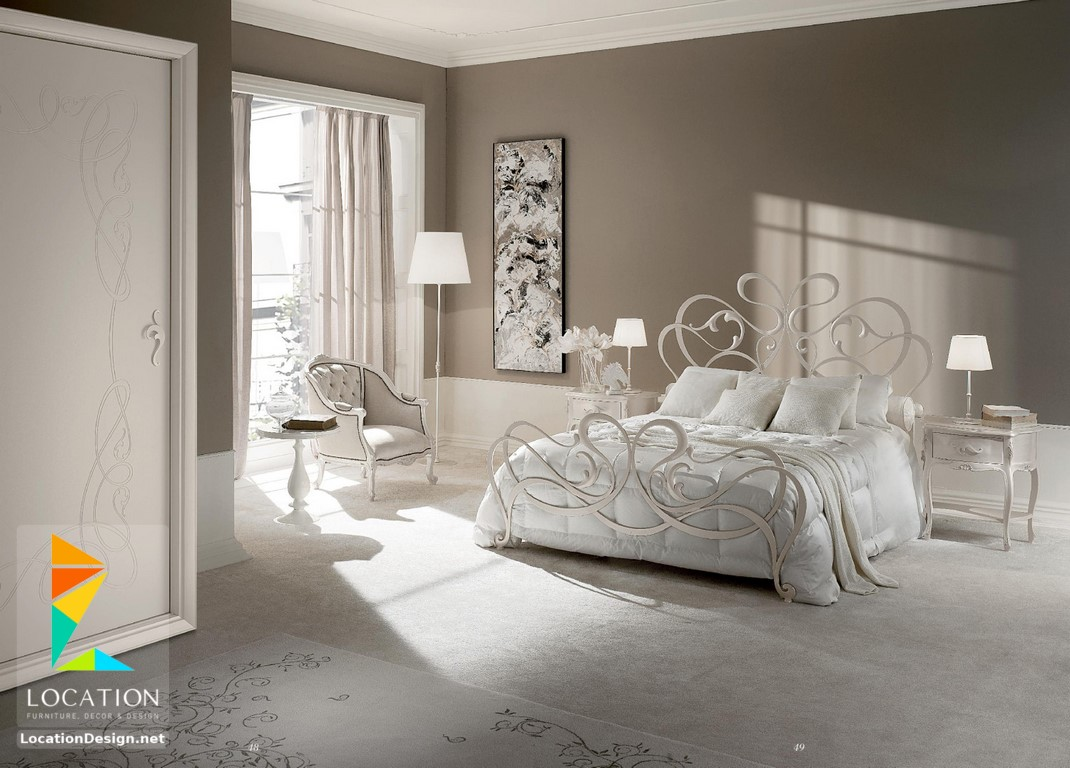 بالصور غرف نوم مودرن ايطالى , ارقى ديزينات غرفة نوم كلاسيكية 1122 11