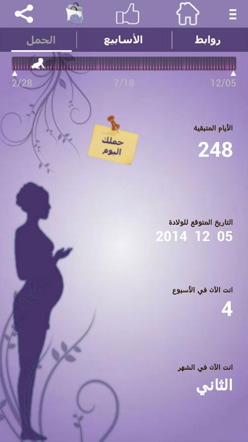 تحميل كتاب الحمل أسبوعاً أسبوع pdf