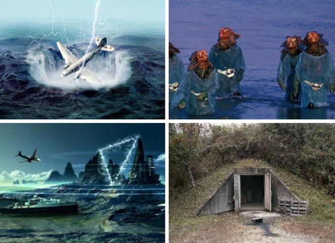 صوره صور مثلث برمودا , اسطوره مثلث برمودا