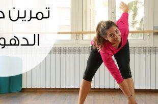 صورة تمارين حرق الدهون , افضل التمارين الرياضية لحرق الدهون في الجسم