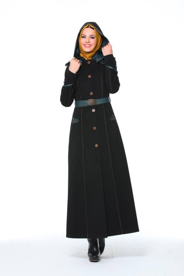 بالصور ملابس شتوية للمحجبات تركية , ملابس محجبات شتوي روعة 3558 3