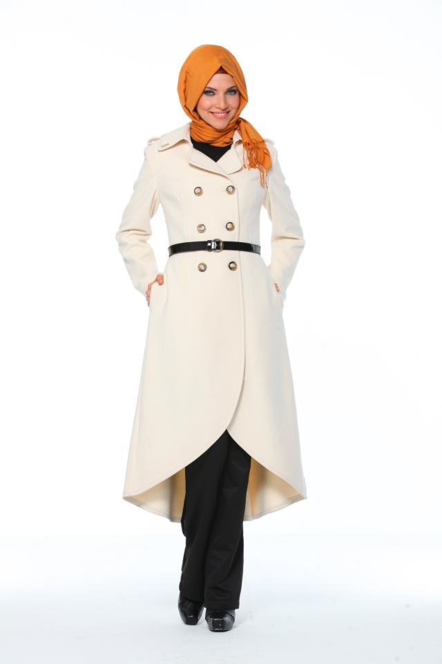 بالصور ملابس شتوية للمحجبات تركية , ملابس محجبات شتوي روعة 3558 7
