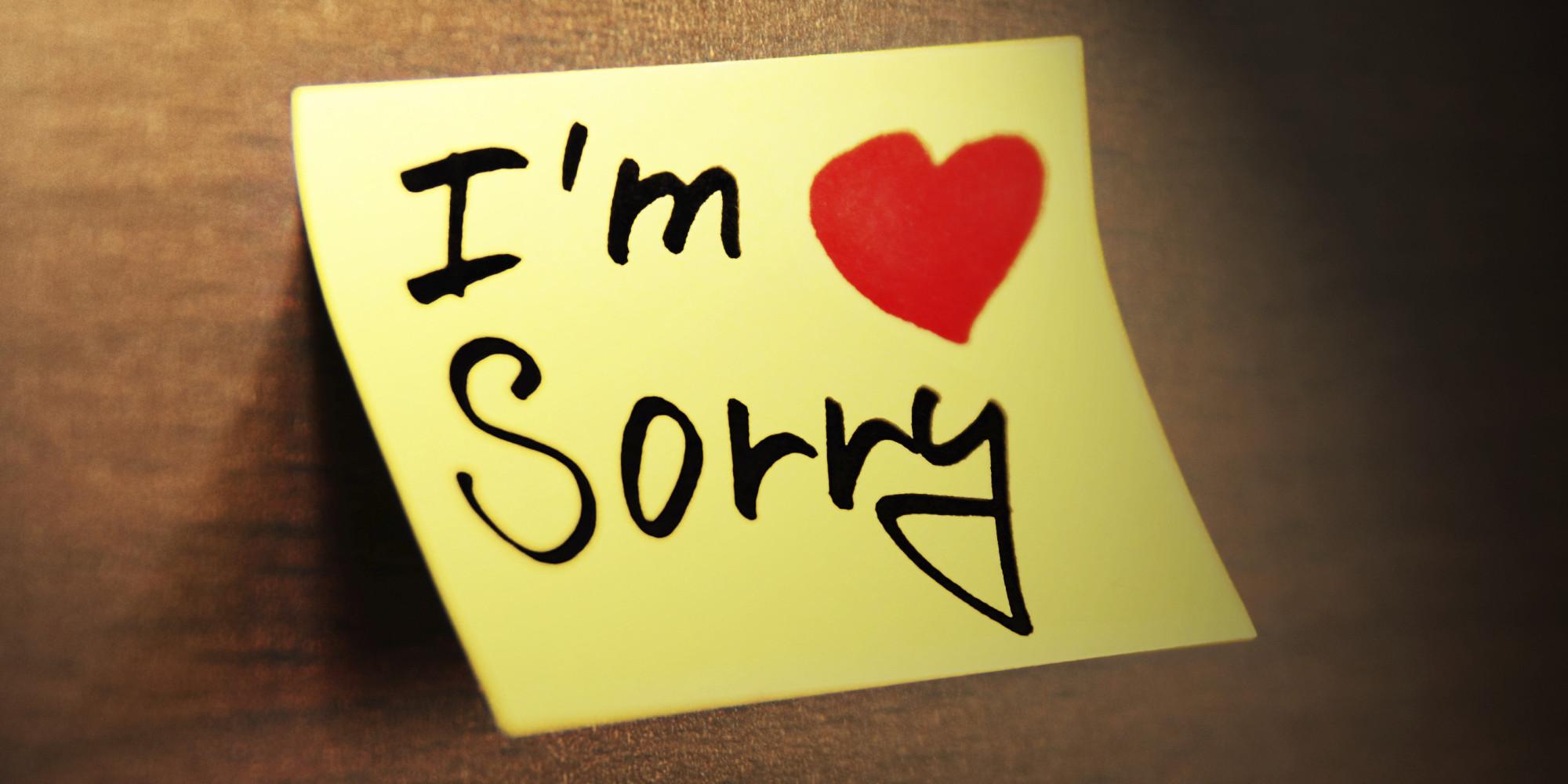 بالصور رسائل اعتذار للحبيب , ارق رسائل الاعتذار بين الاحبه 3607 2
