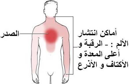 صورة اعراض امراض القلب , تعرف متي يجب ان تذهب للطبيب لفحص قلبك