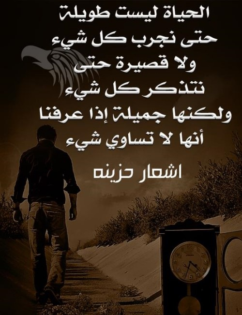 بالصور شعر عن الحياة , ماقاله الشعراء عن الحياه 3717 5