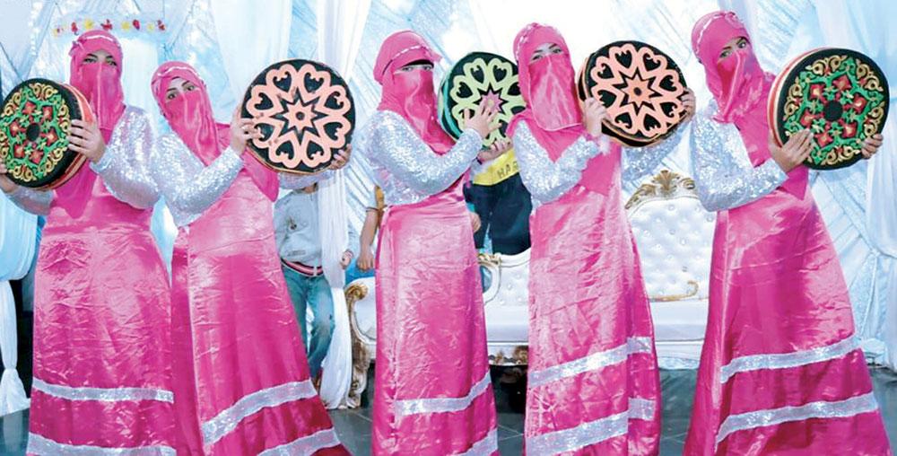 بالصور افراح اسلامية , اجمل افراح اسلامية حول العالم 387 2