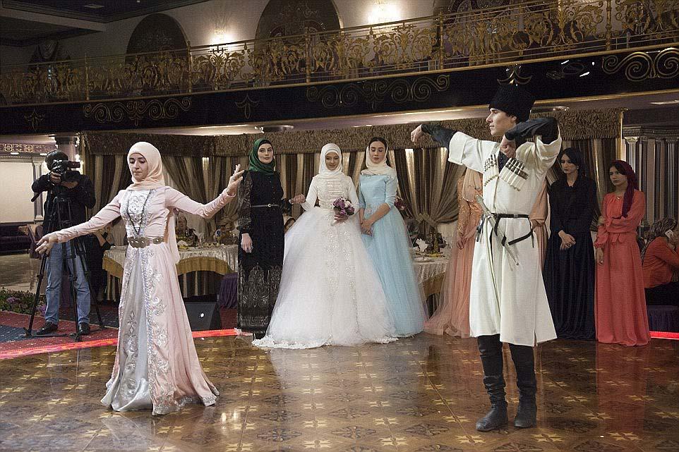بالصور افراح اسلامية , اجمل افراح اسلامية حول العالم 387 5