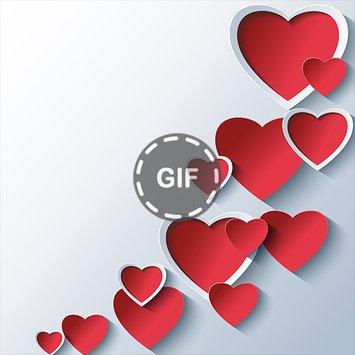 صورة صور حب متحركه , الحب المتحرك او الحب بالصور المتحركة الجميلة