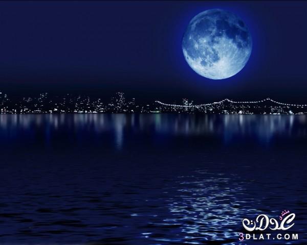 بالصور اجمل صور للقمر , احلى واجمل وارق صور لوجه القمر 403 10