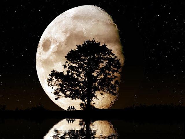 بالصور اجمل صور للقمر , احلى واجمل وارق صور لوجه القمر 403 4