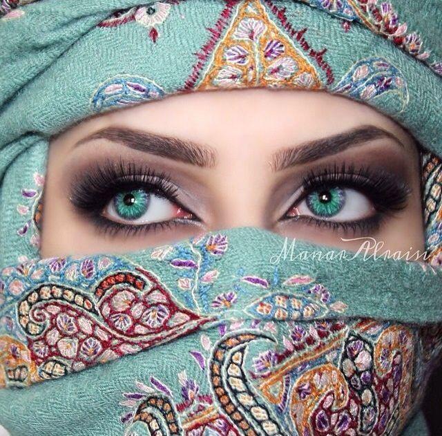 بالصور اجمل عيون النساء , عيون نساء ساحرة الجمال 4109 8