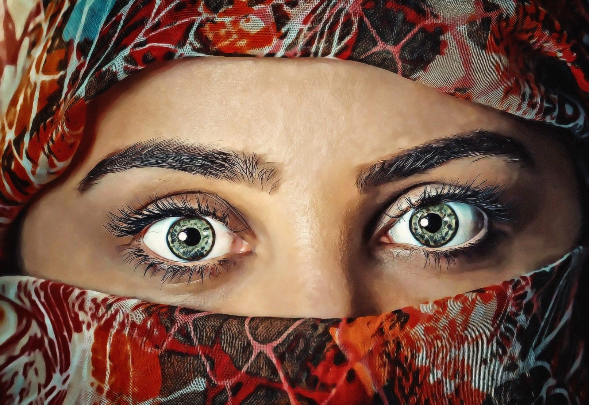 بالصور اجمل عيون النساء , عيون نساء ساحرة الجمال 4109 9