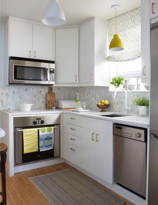 بالصور تصميم مطابخ صغيرة , اجمل ديكور لمطبخ للاماكن الصغيرة 411 6