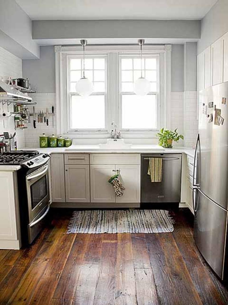 بالصور تصميم مطابخ صغيرة , اجمل ديكور لمطبخ للاماكن الصغيرة 411 7