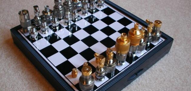 صوره كيفية لعب الشطرنج , تعلم كيف تلعب الشطرنج
