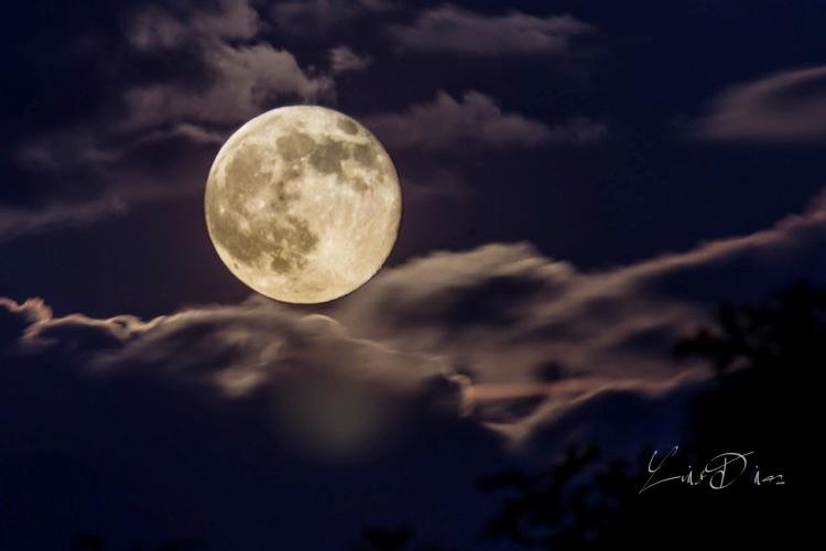 بالصور صور للقمر , احلى الصور لمشهد القمر 4154 13