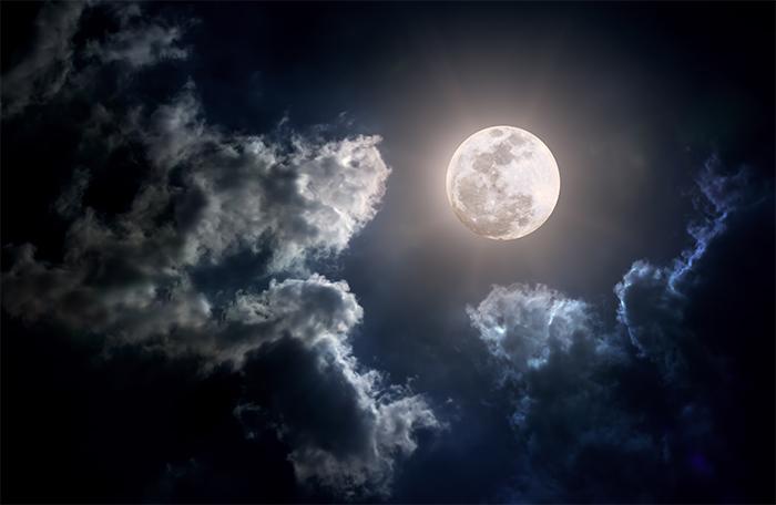 بالصور صور للقمر , احلى الصور لمشهد القمر 4154 15