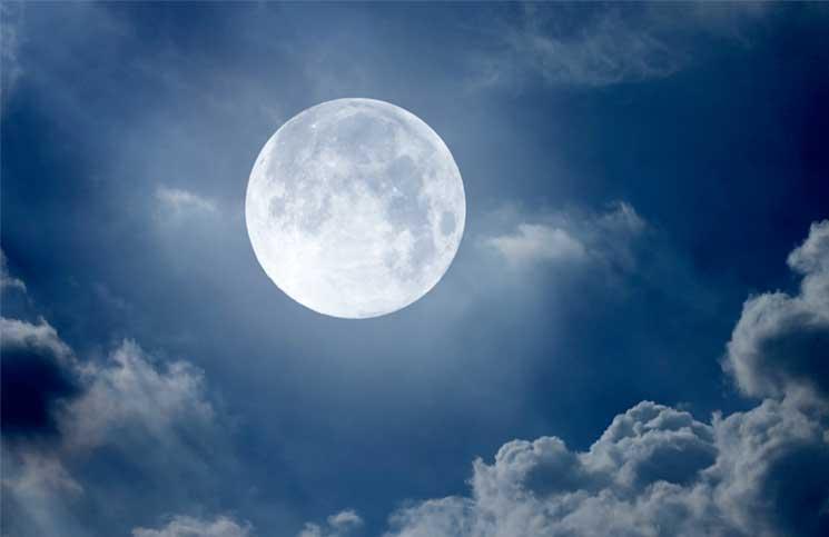بالصور صور للقمر , احلى الصور لمشهد القمر 4154 3