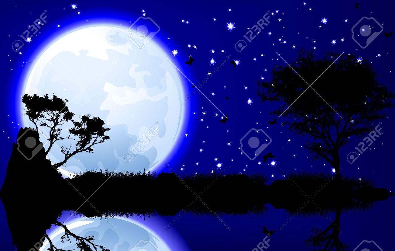 بالصور صور للقمر , احلى الصور لمشهد القمر 4154 6