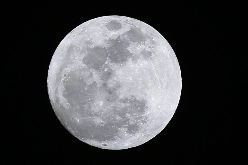 بالصور صور للقمر , احلى الصور لمشهد القمر