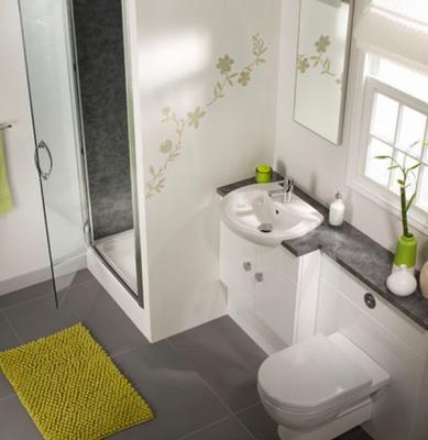 بالصور ديكورات حمامات بسيطة , حمامات جميلة وانيقة بسيطة ورقيقة 419 10