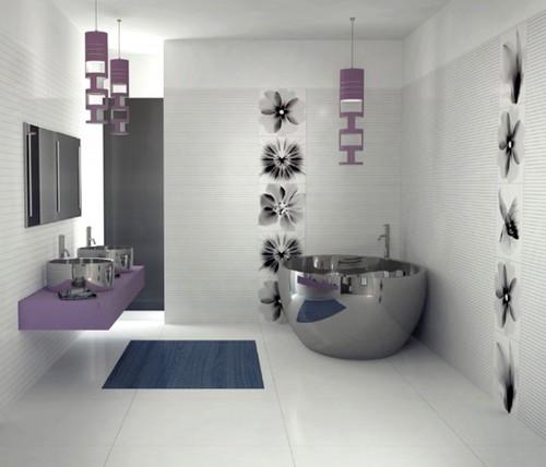 بالصور ديكورات حمامات بسيطة , حمامات جميلة وانيقة بسيطة ورقيقة 419 2
