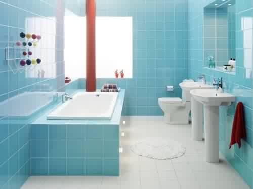 بالصور ديكورات حمامات بسيطة , حمامات جميلة وانيقة بسيطة ورقيقة 419 4