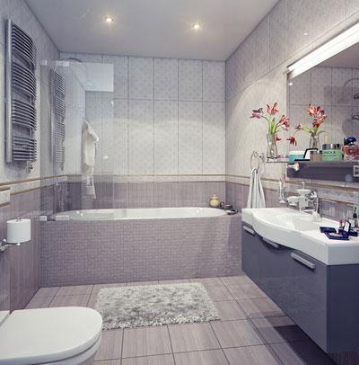 بالصور ديكورات حمامات بسيطة , حمامات جميلة وانيقة بسيطة ورقيقة 419 5