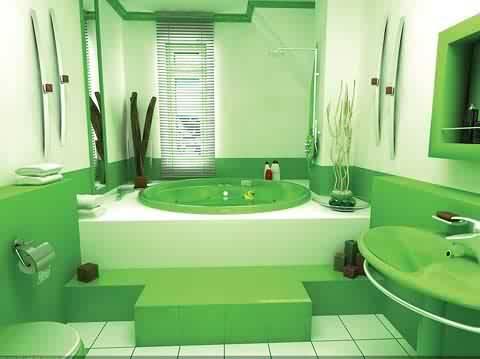 بالصور ديكورات حمامات بسيطة , حمامات جميلة وانيقة بسيطة ورقيقة 419 8