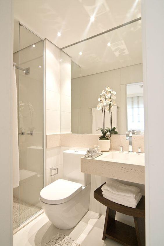 بالصور ديكورات حمامات بسيطة , حمامات جميلة وانيقة بسيطة ورقيقة 419 9