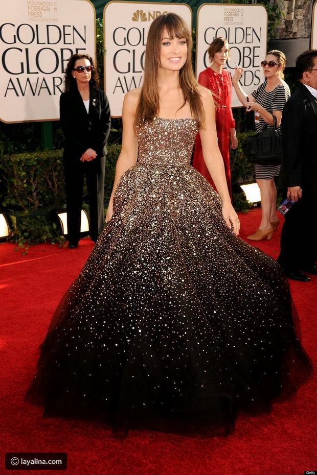 بالصور اجمل فستان في العالم , صورة لاشيك وارق فستان عالميا 478 7