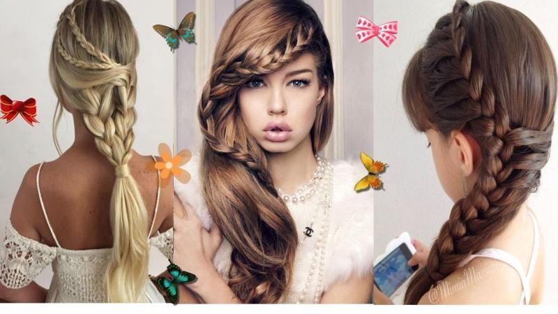 بالصور صور تسريحات شعر , اشيك تسريحات جديدة لجميع انواع الشعر 517 9