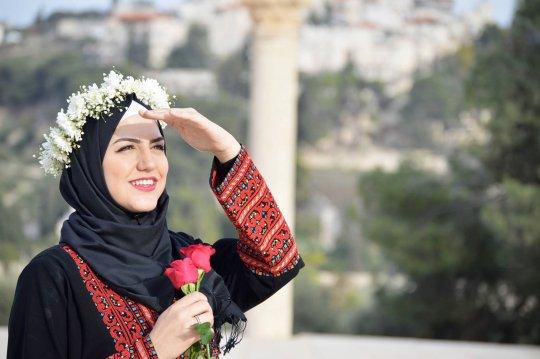 بالصور بنات فلسطينيات , احلى حوريات في فلسطين 539 9