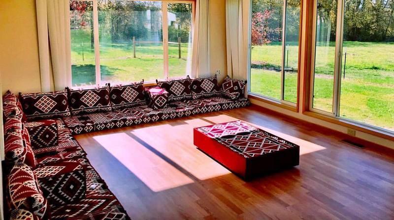 بالصور جلسات عربية , لمسة جمال فى جلسة عربية 674 9