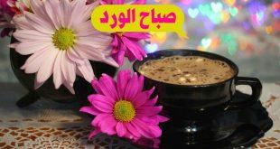 صوره صباح الخير مسجات , اجمل كلمات لصباح مشرق
