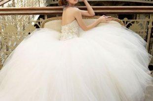 صورة صور فساتين عروس , ديزينات فستان عروس الاحلام