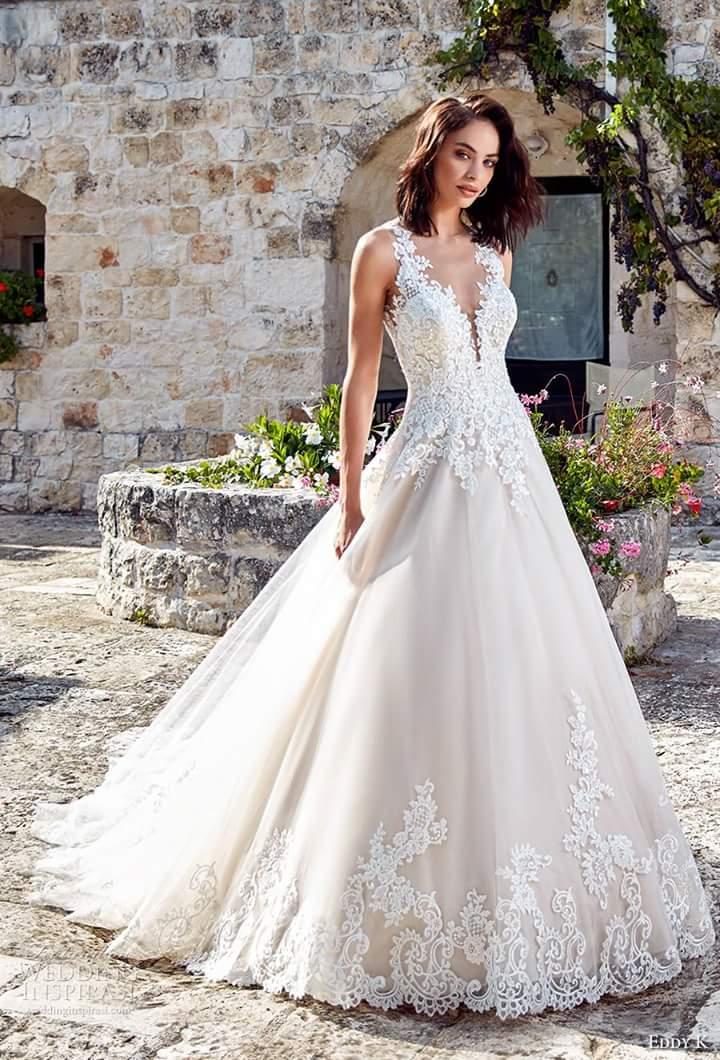بالصور صور فساتين عروس , ديزينات فستان عروس الاحلام 814 6
