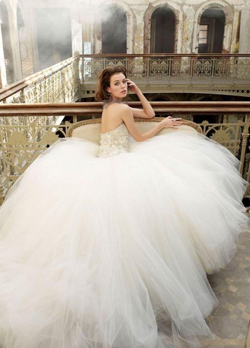 بالصور صور فساتين عروس , ديزينات فستان عروس الاحلام 814
