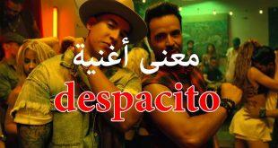صوره معنى ديسباسيتو , تعرف علي حقيقه الاغنيه الاسبانيه و معناها ديسباسيتو