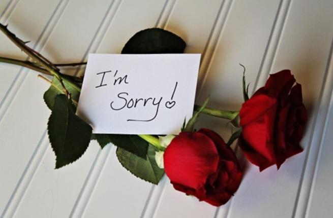 بالصور كلام اعتذار قوي , كلمة اسف قوة وليست ضعف 989 6