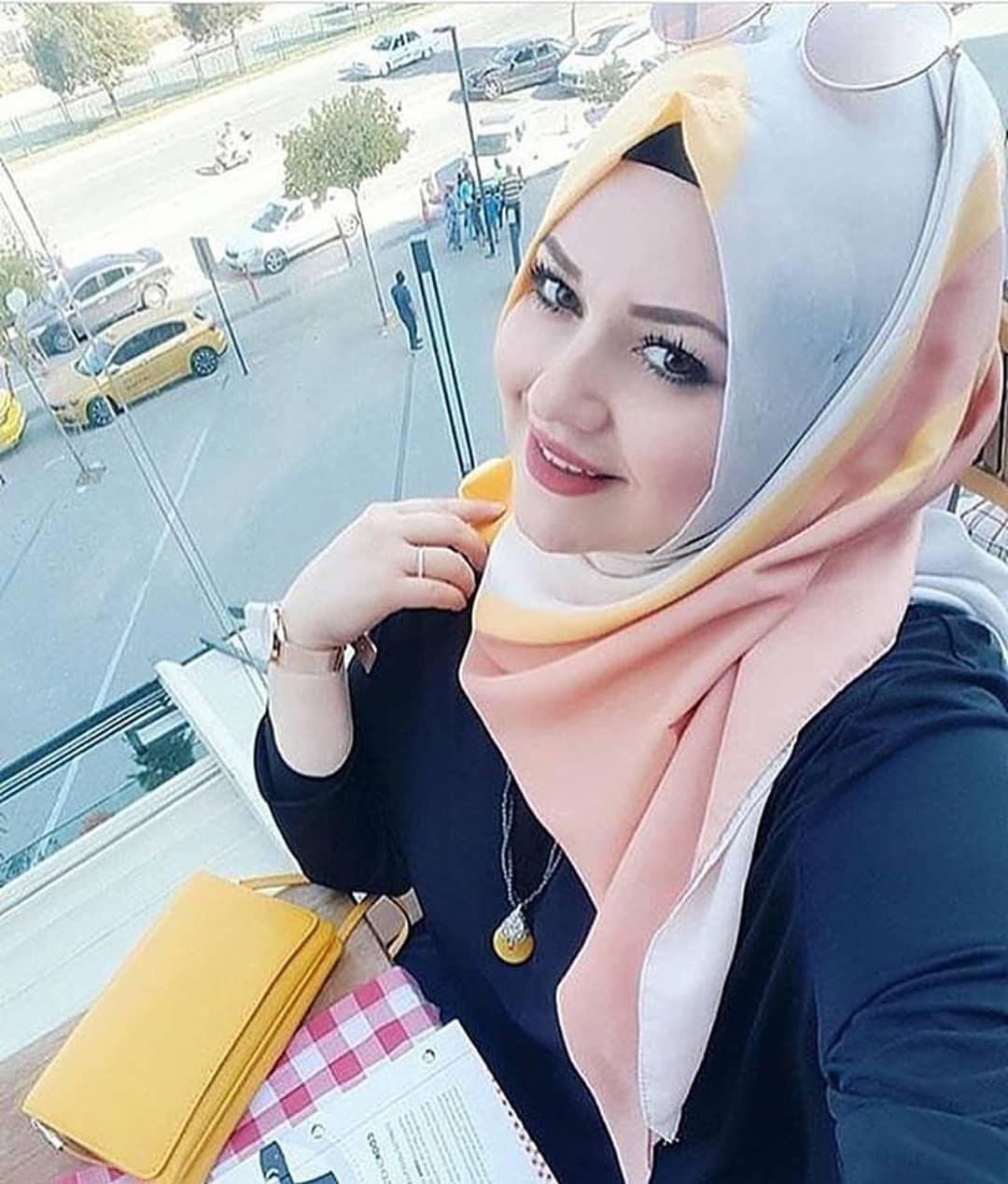 بالصور صور بنات محجبات 2019 , اجمل بروفيل لعاشقات الحجاب 1032 6