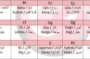 بالصور كلمات بالتركي , بسهولة تعلم اهم مفردات اللغة التركية 1064 10 310x205